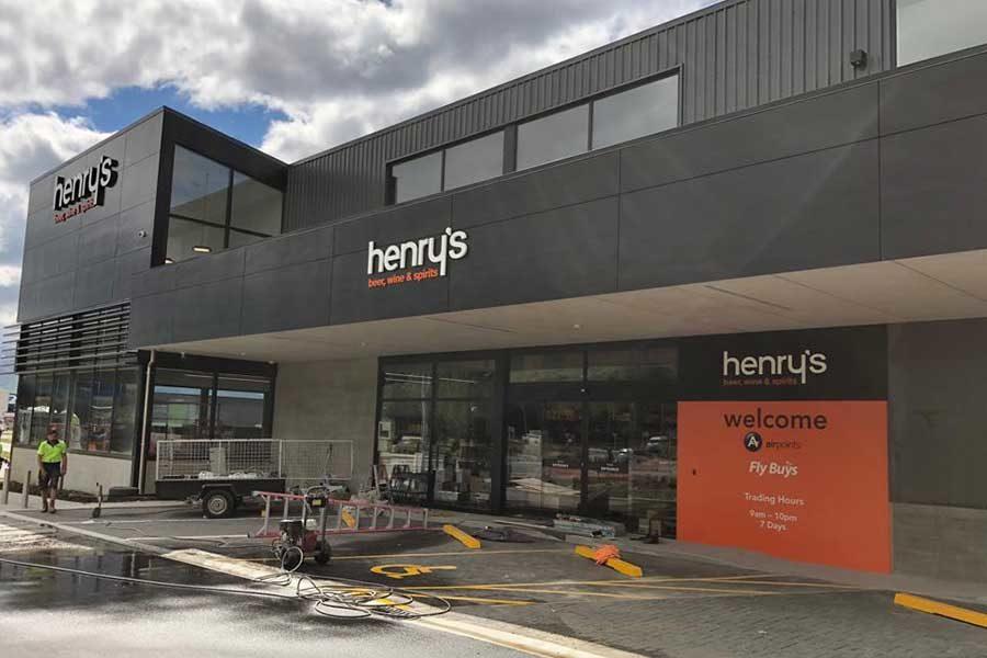 Henry's Liquor Store